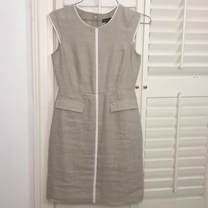 Never worn JCrew Petite work dress